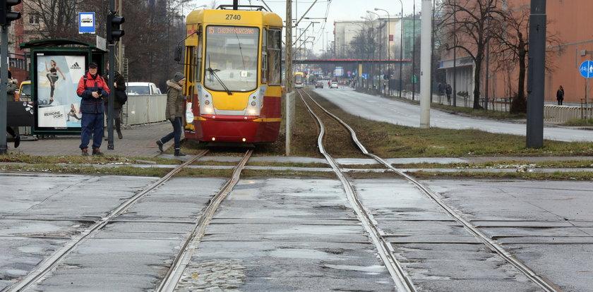 Od 1 lutego Politechniki w Łodzi bez tramwajów, Wróblewskiego nie przejedziesz