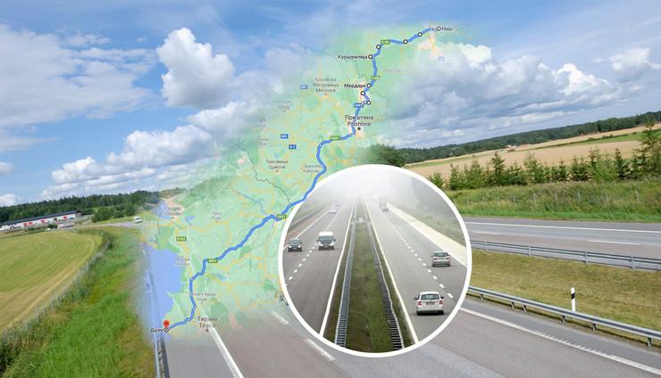 autoput kombo RAS Profimedia Tanjug Dusan Anicic Google Maps