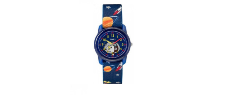 Timex Peanuts Snoopy&Outer Space