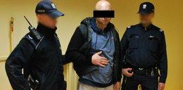Atak nożem w Warszawie. 39-latek pociął twarz kierownikowi pociągu