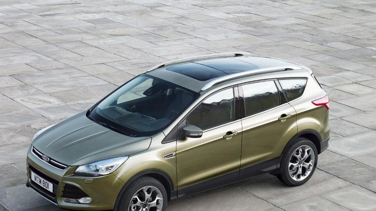 Ekspansja Forda: nowe SUV-y i Mustang dla Europy