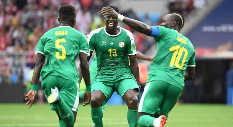 Senegal national team