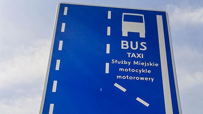 Buspasy dla motocykli