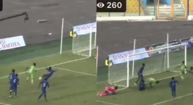 WATCH: Ghana's Division Two League produces Puskas Award contender after audacious goal