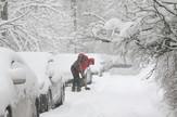 Sneg Moskva