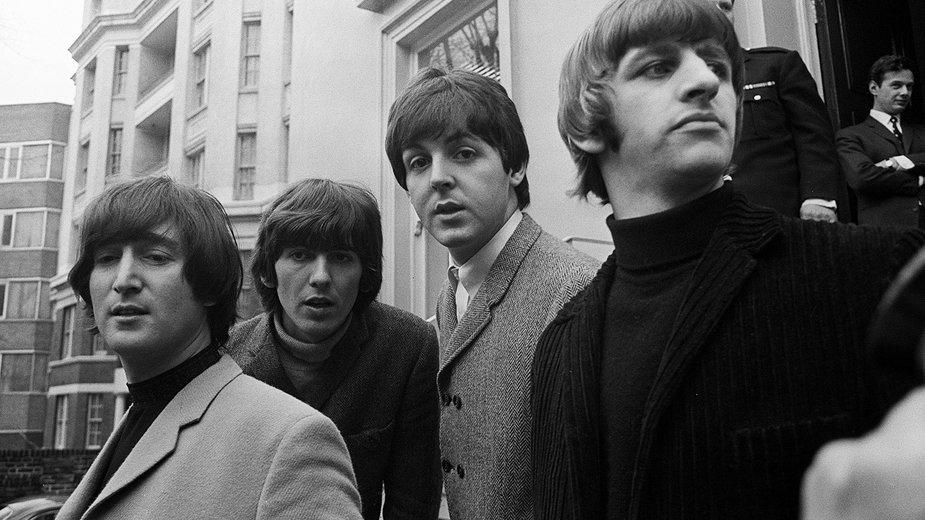 John Lennon, Paul McCartney Ringo Starr i George Harrison