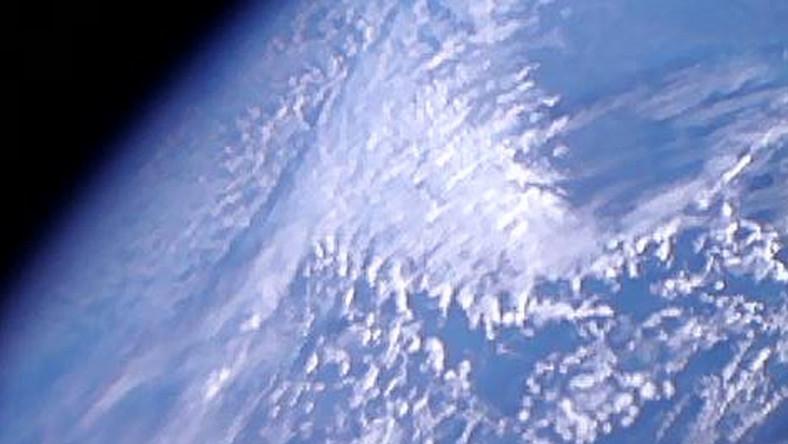 Obraz Ziemi z polskiego satelity