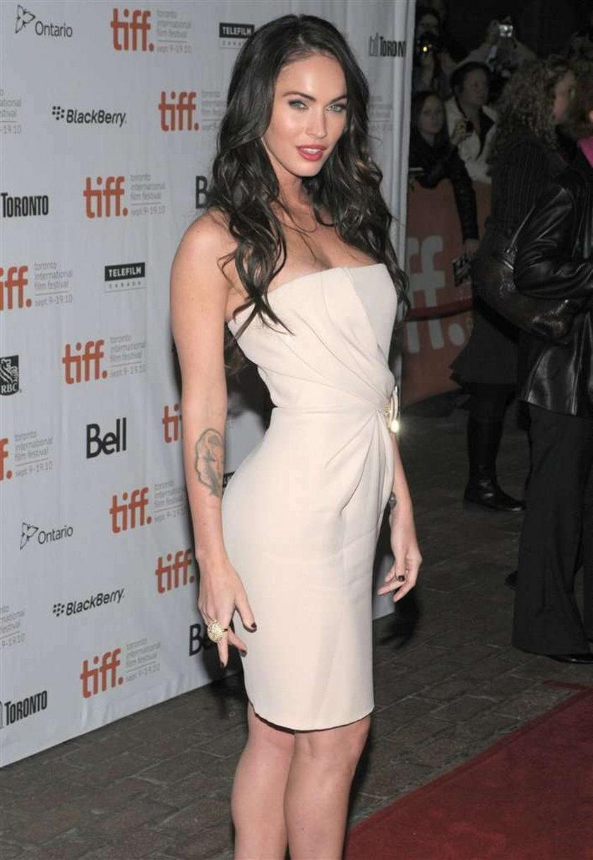 Megan Fox przyznała się do drakońskiej diety