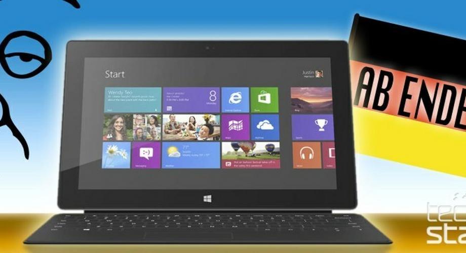 Surface Pro kommt im Mai nach Deutschland