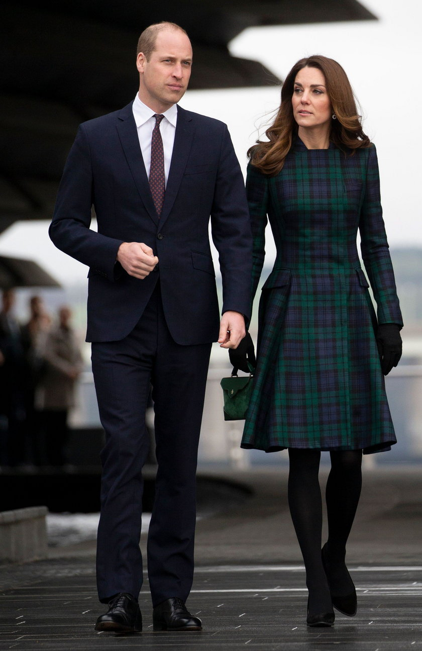 Ognisty romans księcia Williama. Karol dał im swoje błogosławieństwo