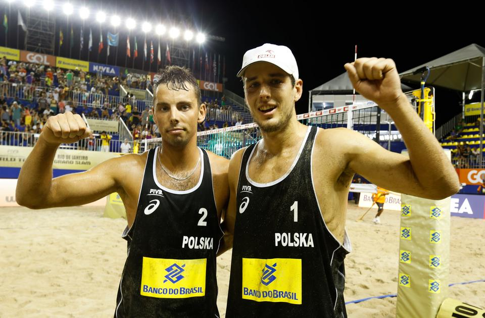 Piotr Kantor i Bartosz Łosiak