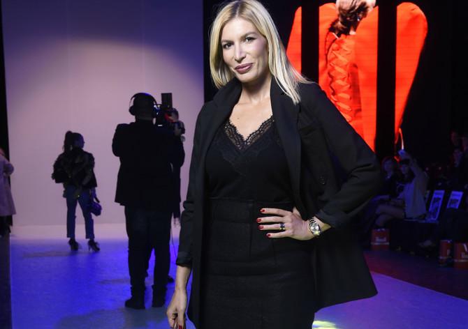 Minja Miletić je na Beogradskoj nedelji mode nosila torbu koja je zaludela žene širom sveta