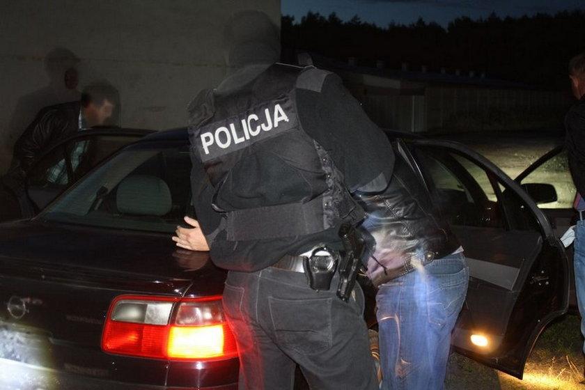 Akcja policyjna