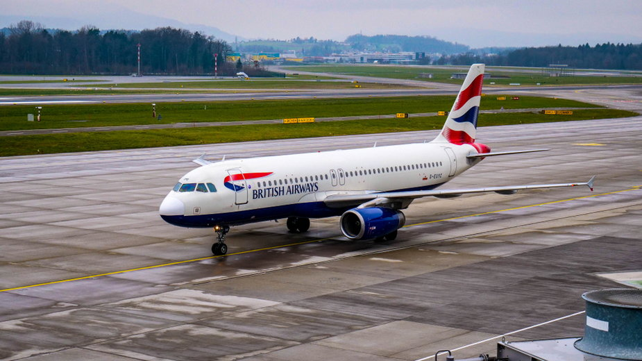 W British Airways posiłki dla pasażerów opracował szef kuchni z gwiazdką Michelin