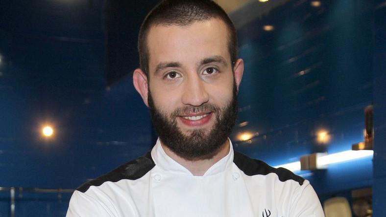 """Łukasz Kawaller - zwycięzca """"Hell's Kitchen"""""""