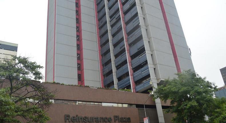 Reinsurance plaza in Nairobi.
