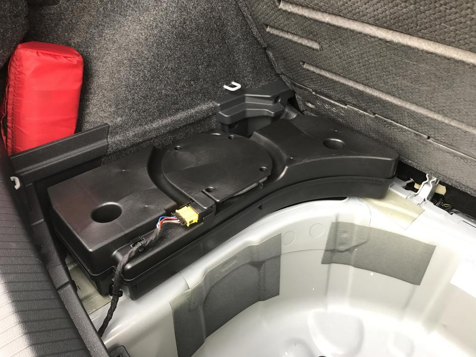 Subwoofer systemu Beats Audio. Nowy VW Polo