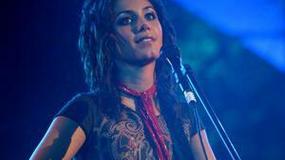 Atrakcyjna gitarzystka