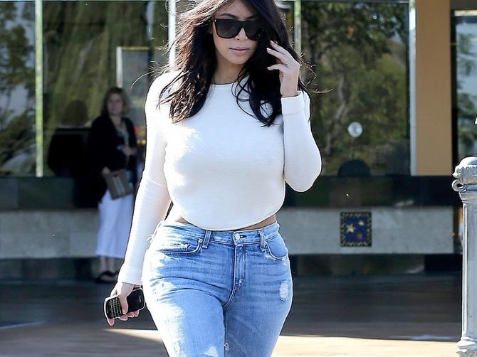 Zaboravite na eleganciju i dobar stil, vratila se stara Kim