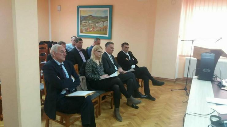 Skupština opštine Sevojno