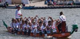 Smocze łodzie znów na poznańskiej Malcie
