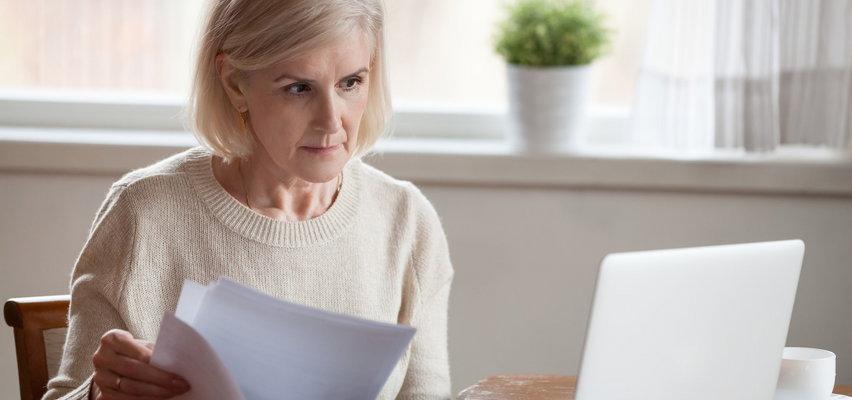 """Wyrównanie za emerytalny absurd to koszt 4 mld zł! Rząd jest na """"nie"""""""