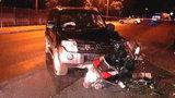 Auto burmistrza zderzyło się z motorowerem. Zginął nastolatek