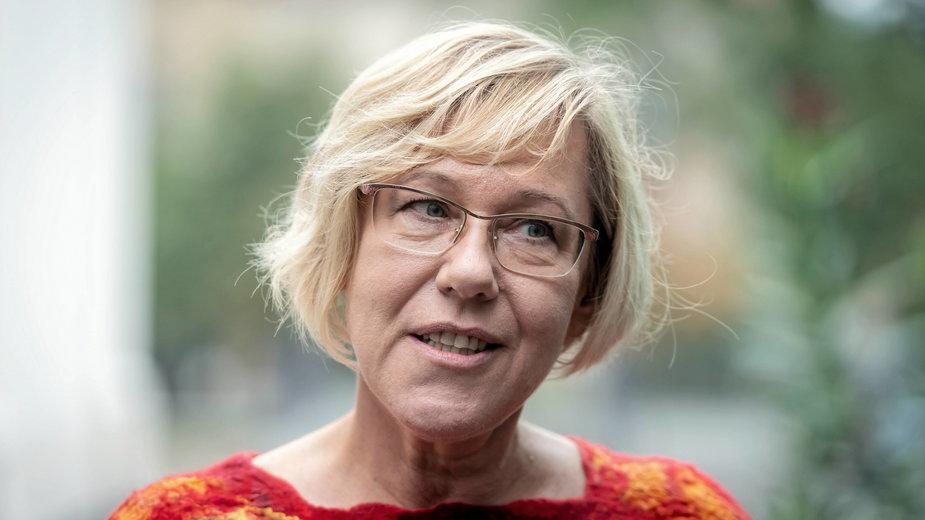 Małopolski kurator oświaty Barbara Nowak