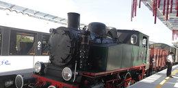 Zabytkowy pociąg na gdańskich torach!
