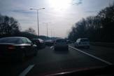 sudar autoput guzva