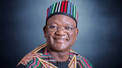 Consider pensioners whose age bracket you've just joined - APC greets Ortom @60