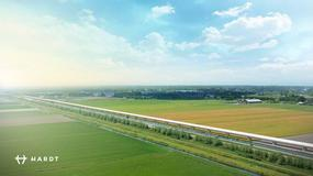 Europejski odcinek testowy Hyperloop już gotowy