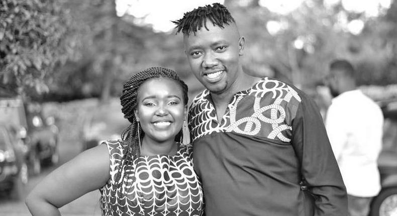 Johni and Nyambura (@lesliemml)