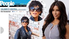 Kim Kardashian z krótkimi włosami!