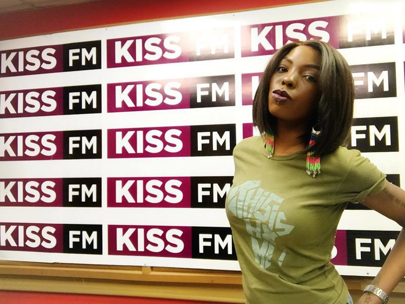 I'm not pregnant – Adelle Onyango on why she quit Kiss 100