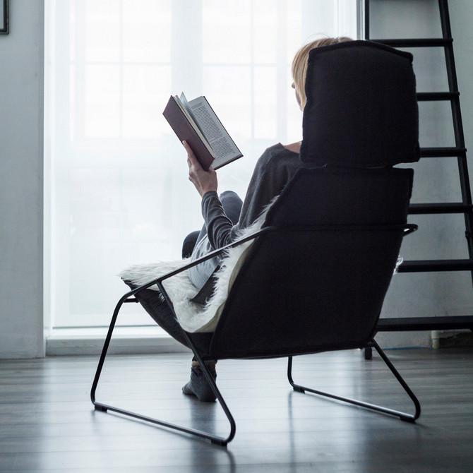 Uz dobru knjigu nikad nije dosadno