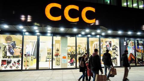 CCC w 2016 roku odnotowała sprzedaż na poziomie 3,1 mld zł