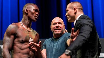 'Olodo'; UFC star Israel Adesanya curses out an opponent in Yoruba