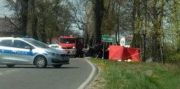 Tragedia koło Kwidzyna. Nie żyją dwaj mężczyźni