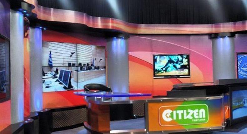 File image of Citizen TV studios