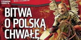 Macierewicz jedzie na ratunek Europie. Grafik zaszalał!