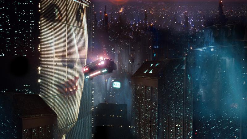 """Blade Runner"": kadr z filmu"