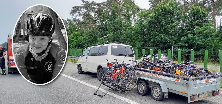 """11-letnia Pola nie żyje. Jechała na obóz rowerowy, gdy doszło do potwornego wypadku. """"Umieramy z rozpaczy"""""""