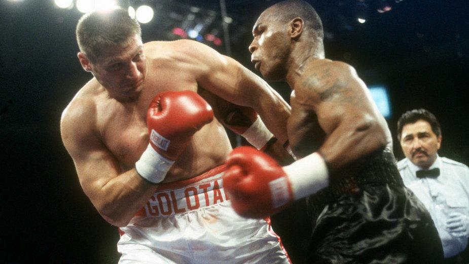 Gołota vs Tyson
