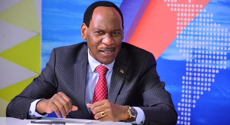 KFCB CEO Dr. Ezekiel Mutua
