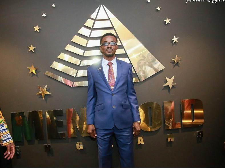Nana Aappiah-Mensah, CEO, MenzGold Ghana Limited