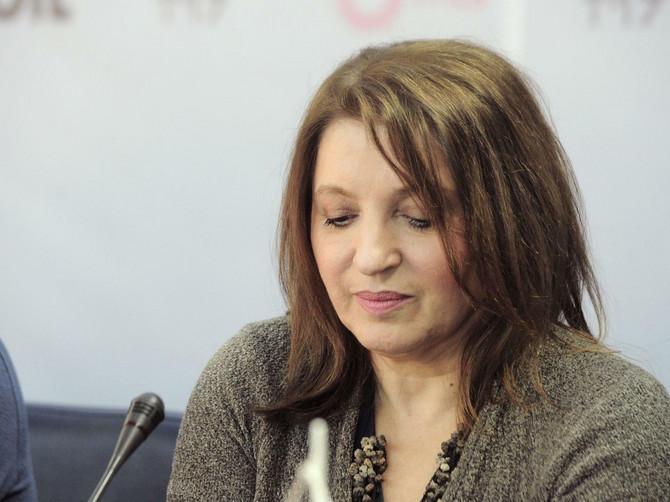 Mirjana Karanović je imala nešto kratko da poruči Mileni Dravić