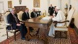Mocne słowa papieża. Dostało się Tuskowi?