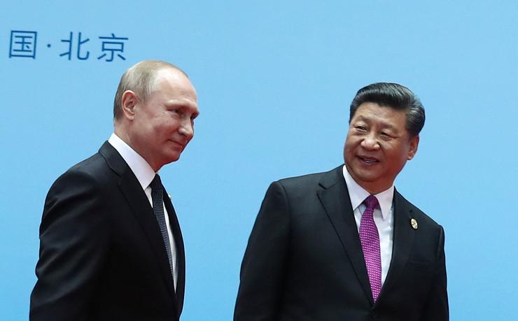 Vladimir Putin Si Đinping, EPA -VALERIY SHARIFULIN