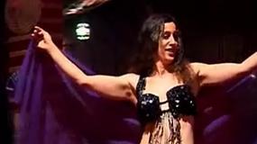 Tunezja: taniec brzucha